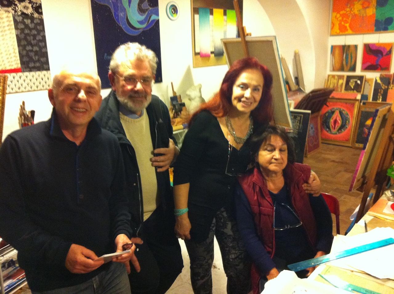 Con Fiume, Della Rovere, Mastragostino
