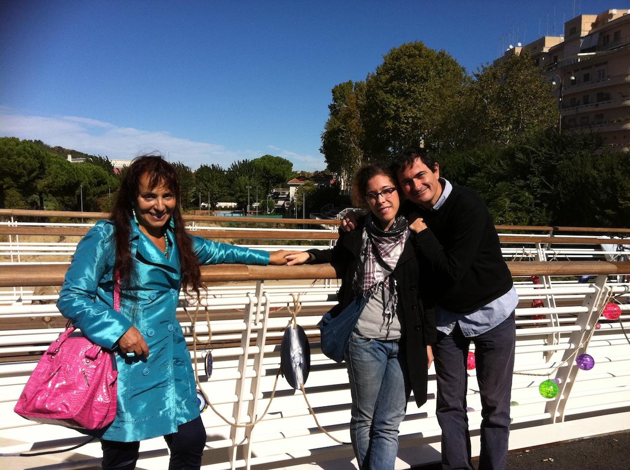 Con P. Masini e D. Buschi
