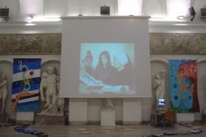 1)Sullo schermo a Ripetta