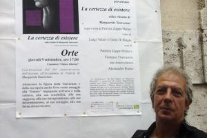 L'Attore Fiorenzo Fraccascia